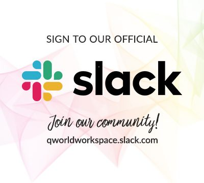 Official QWorld's Slack is open!