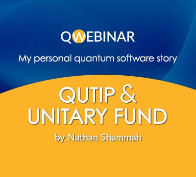 Quantum Story | QuTip and Unitary Fund