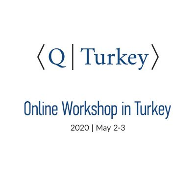 QTurkey organizes the first online workshop!