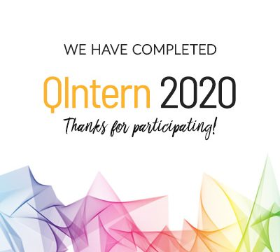 QIntern 2020 was successfully completed!